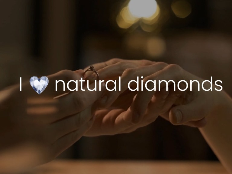 Israel Loves Natural Diamonds